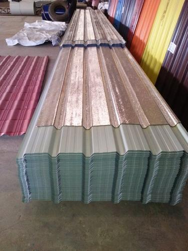 Roofing Sheets - Colour Coated Roofing Sheet Manufacturer from Thane