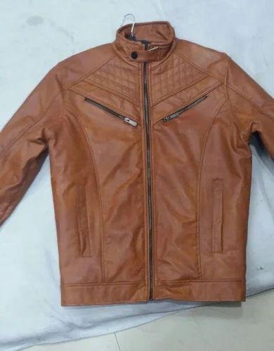 2249e0e3281 Mens Leather Jacket