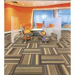 Sand Brown Carpet Tiles