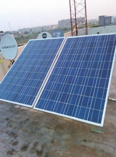 On Grid Solar Power Plant Installation, Application/Usage