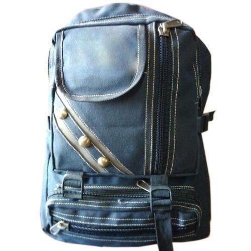 bb6f0d95d3 Black Backpack Bag