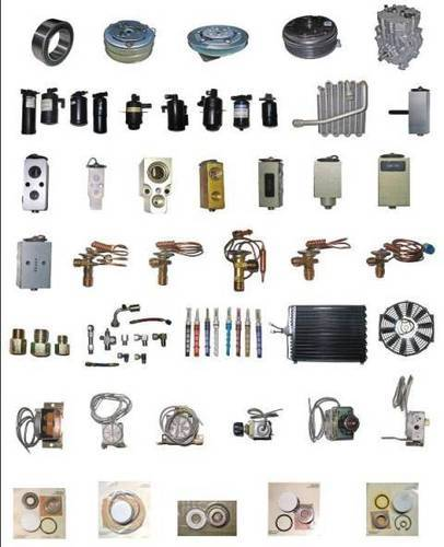 Car Air Condition Spare Parts Car Air Conditioner Spare