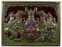 Ganesha Laxmi Saraswati Wall Piece