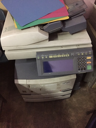 Colour Copier Machine