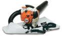 Stihl Make Petrol Leaf Blower, Vaccum and Mulch