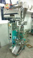 Packing Machine With Automatic Weight System