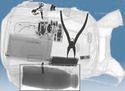 Vehicle Mounted X Ray Baggage Machine