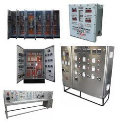 Single Phase Control Panels, IP Rating: IP33, for Submersible Pump