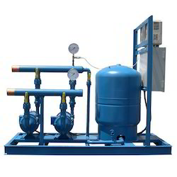 Water Pressure Booster Systems