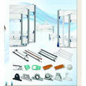 Metallic Heald Frame