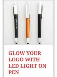 3 in 1 Led logo pen