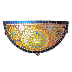 Mosaic Wall Uplighter
