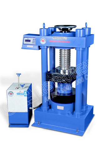 Digital Compression Testing Machine At Rs 155000 Piece