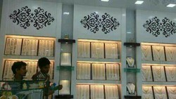 Best Jewellery Shops Interiors Jewellery Showroom Interiors Professionals Contractors Designer Decorator In India