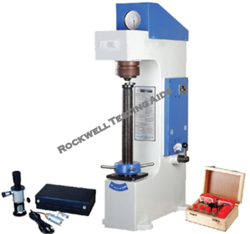 Rockwell Cum Brinell Hardness Tester