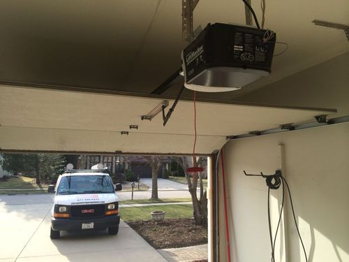 Garage Door Opener Nagpur Fabrication Wholesale Trader In