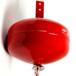 Modular Automatic Type Classic Agnee CA Ceiling Mounted Fire Extinguishers, Capacity: 5 kg