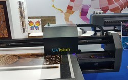 Uvision Flatbed Printer
