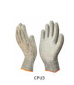 Cut Resistant White Coated Gloves