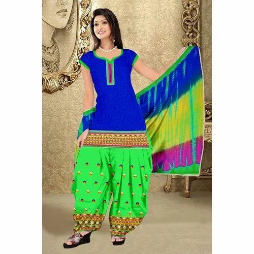 dfd47dabb9 Designer Punjabi Suit at Rs 1000 /piece(s)   Punjabi Suits   ID ...