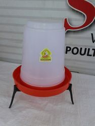Small Drinker For Poultry Birds