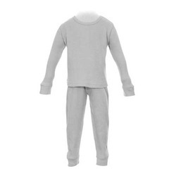 VP Oswal Men Grey Thermal Wear