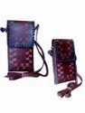 Smart Phone Leather Bag Cum Case