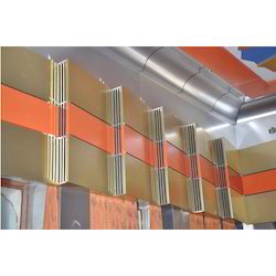 ACP Sheet Cladding