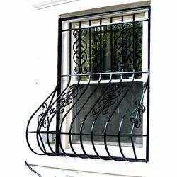 Metal Window Grills