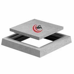 RCC Precast Manhole Cover