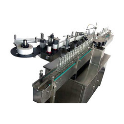 Cosmetics Sticker Labeling Machines