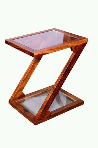 Wooden Glass Top Bedside Table Bistar Ki Side Ki Mez ब स तर