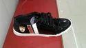 Canvas Black Shoe