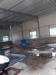 Metal Shed Construction Service