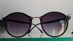 Black Shade Glasses