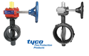 TYCO Butterfly Valve UL Listed / FM Approved