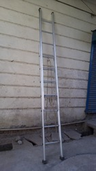 SKL Aluminium Wall Support Extension Ladder