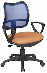 Round Mesh Office Chairs