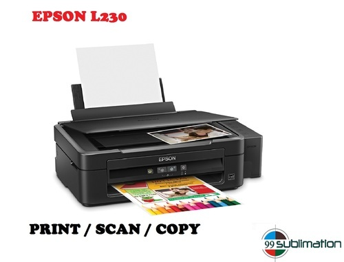 98b9a2ba Epson L230 Printer With Scan/ Copy Cotton T- Shirts at Rs 9999 ...