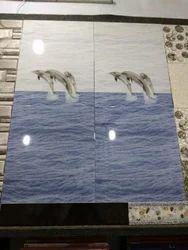 Printed Bathroom Tiles