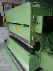 Mild Steel Hydraulic Bending Machine, 415, Model Name/Number: Hpsm Bend Well