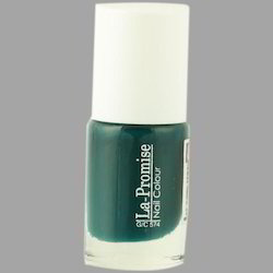 Dark Green Nail Polish