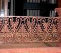 Wrought Iron Interior Railings