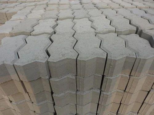 Interlocking Paving Blocks, Paver Block | Jahaj Pool Chowk ...