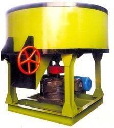 Multifunctional Pan Mixer Machine