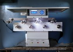 Automatic Four Spindle CNC Coil Winding Machine