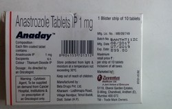 Anaday 1 Mg Anastrozole Tablets