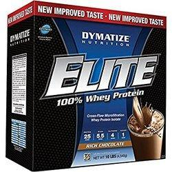 Dymatize Nutrition Elite Whey Protein Isolate 10 lb