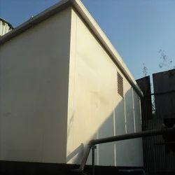 Acoustic Enclosures for STP Plant