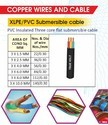 Copper Submersible Flat Cable